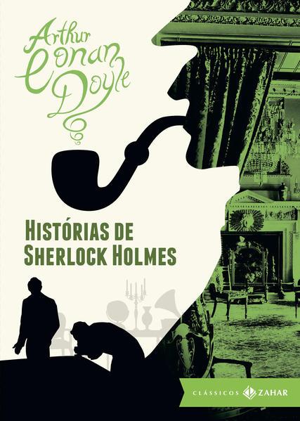 Histórias de Sherlock Holmes, livro de Arthur Conan Doyle
