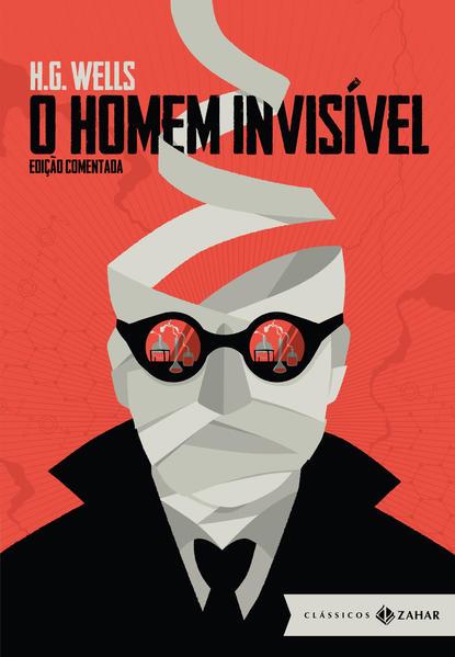 O Homem Invisível, livro de H. G. Wells