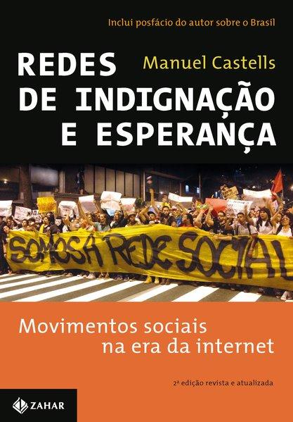 Redes de Indignação e Esperança, livro de Manuel Castells