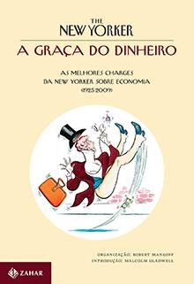 A graça do dinheiro, livro de Robert Mankoff (org.)