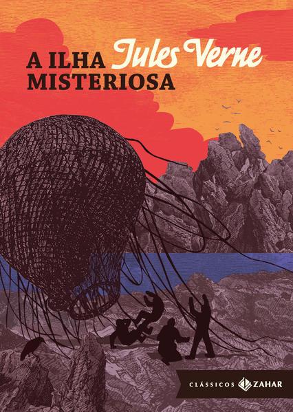 A Ilha Misteriosa, livro de Jules Verne