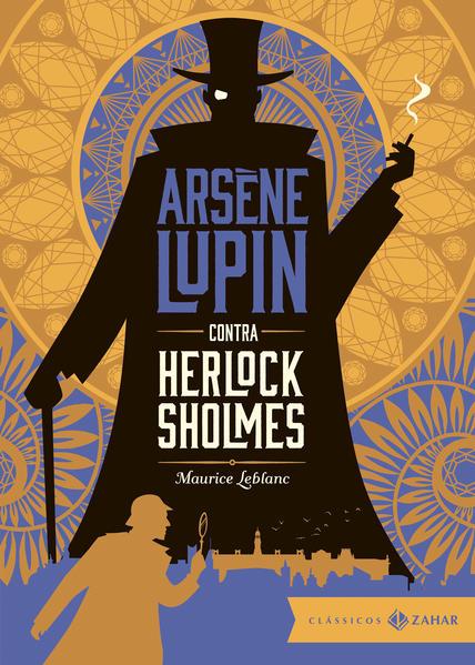 Arsène Lupin contra Herlock Sholmes, livro de Maurice Leblanc