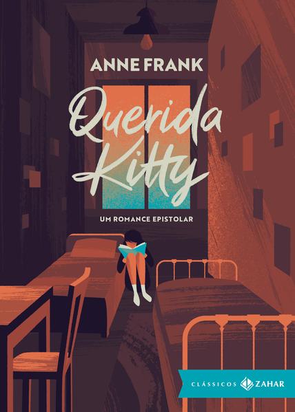 Querida Kitty: edição bolso de luxo. Um romance epistolar, livro de Anne Frank