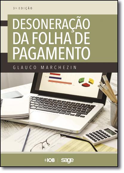 Desoneração da Folha de Pagamento, livro de Glauco Marchezin