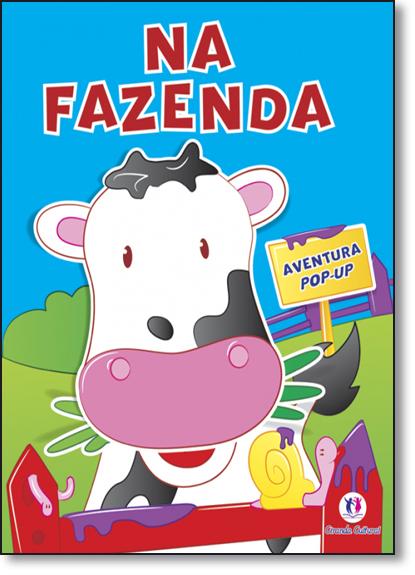 Na Fazenda, livro de Ciranda Cultural