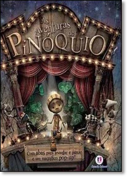 Aventuras de Pinóquio, As, livro de Stella Gurney
