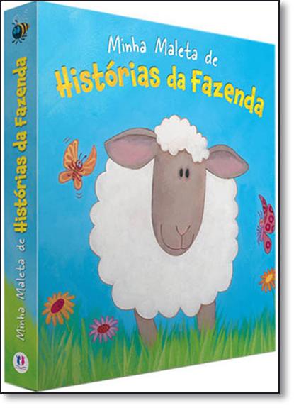 Minha Maleta de Histórias da Fazenda, livro de Ciranda Cultural