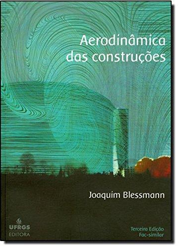 Aerodinâmica das Construções, livro de Joaquim Blessmann