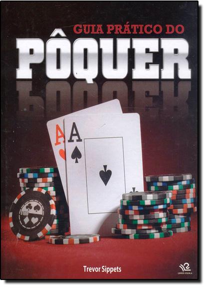 Guia Prático do Pôquer, livro de Trevor Sippets