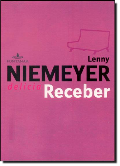 Delicia Receber, livro de Oscar Niemeyer