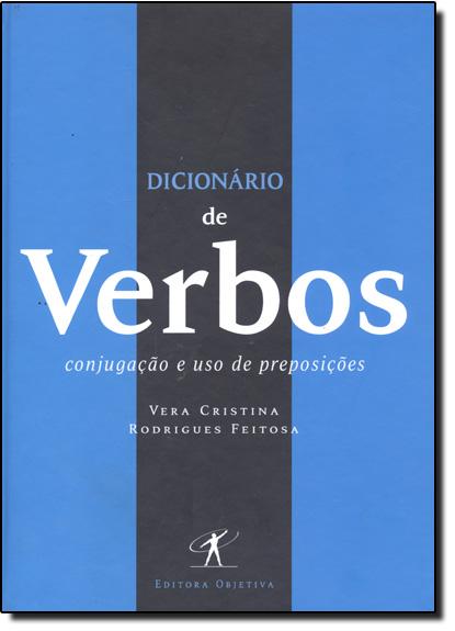 Dicionário de Verbos da Língua Portuguesa, livro de Vera Cristina Rodrigues Feitosa