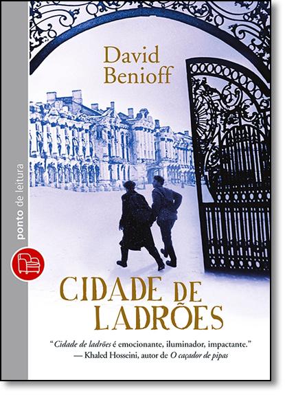 Cidade de Ladrões - Edição de Bolso, livro de David Benioff