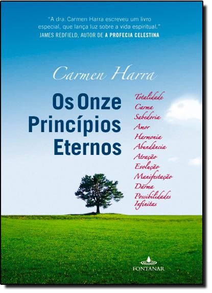Onze Princípios Eternos, Os, livro de Carmen Harra