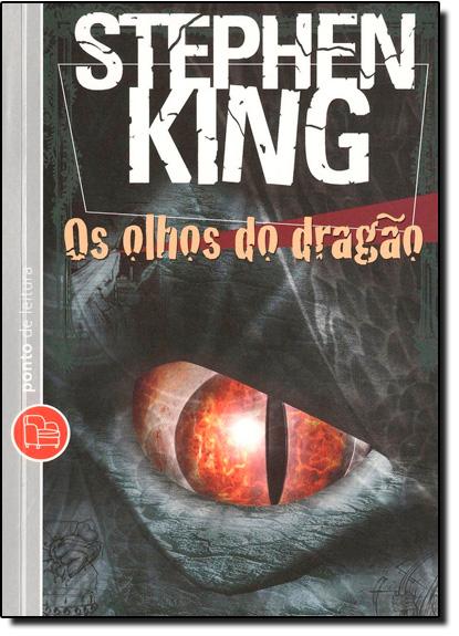 Olhos do Dragão, Os - Edição de Bolso, livro de Stephen King