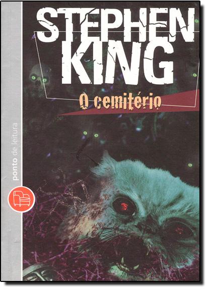Cemitério, O Edição de Bolso, livro de Stephen King
