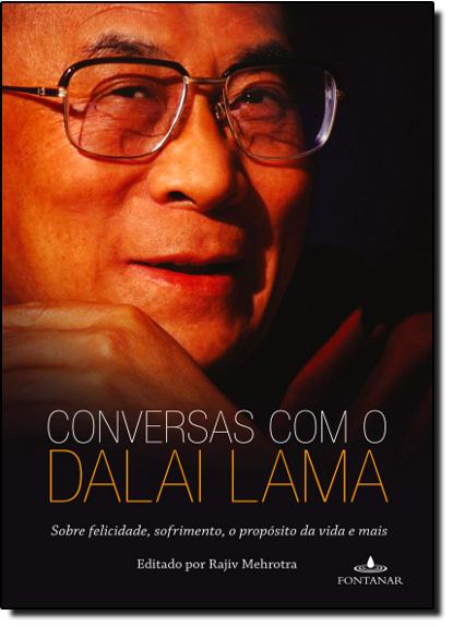 Conversas Com o Dalai Lama, livro de Rajiv Mehrotra