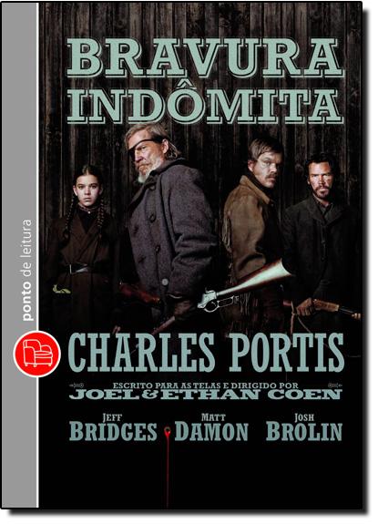 Bravura Indômita - Livro de Bolso, livro de Charles Portis