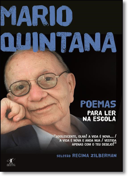 Poemas de Mario Quintana Para Ler na Escola, livro de Mário Quintana