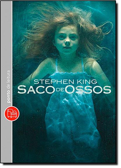 Saco de Osso - Livro de Bolso, livro de Stephen King