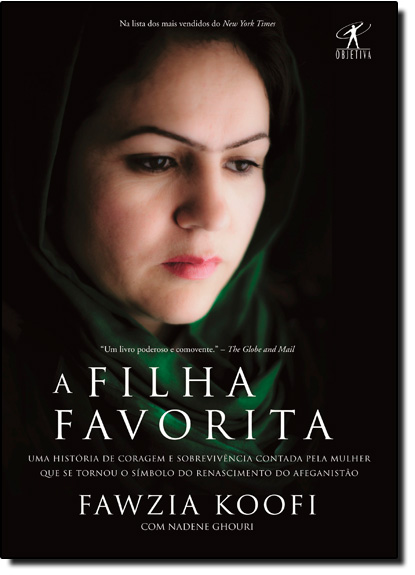 Filha Favorita, A, livro de Fawzia Koofi