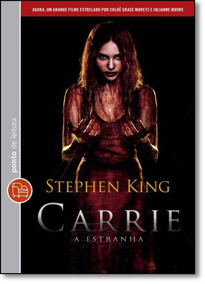 Carrie, A Estranha - Edição de Bolso, livro de Stephen King
