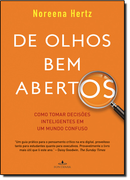 De Olhos Bem Abertos, livro de Noreena Hertz