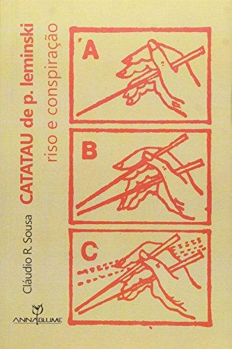 Catatau de p. leminski: riso e conspiração, livro de Cláudio R. Sousa