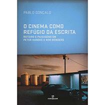 O cinema como refúgio da escrita, livro de Pablo Gonçalo