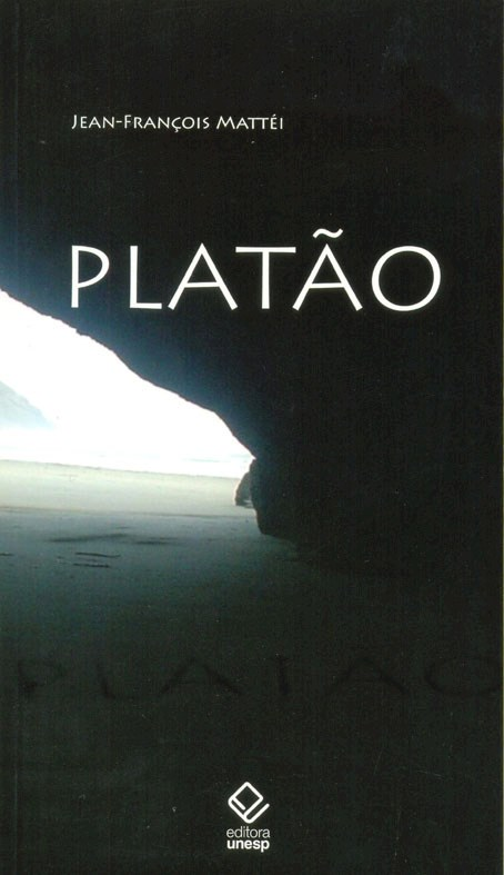 Platão, livro de Jean-François Mattéi