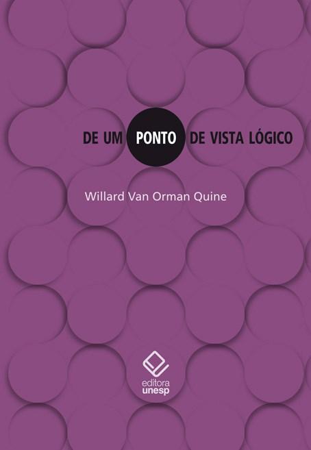 De um ponto de vista lógico, livro de Willard Van Orman Quine