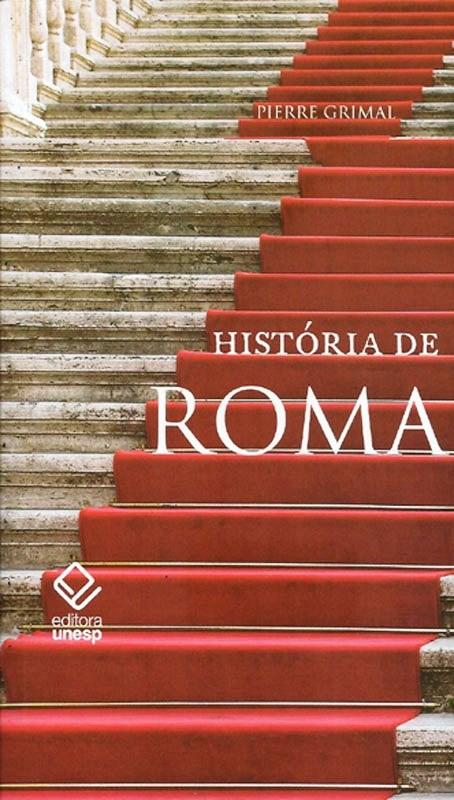 História de Roma, livro de Pierre Grimal
