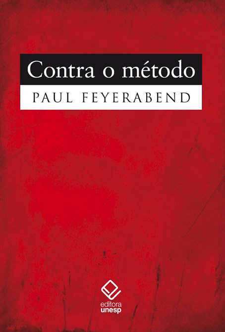 Contra o método - 2ª edição, livro de Paul Feyerabend