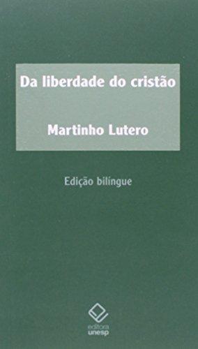Da liberdade do cristão, livro de Martinho Lutero