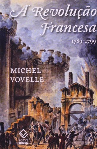 A Revolução Francesa, livro de Michel Vovelle