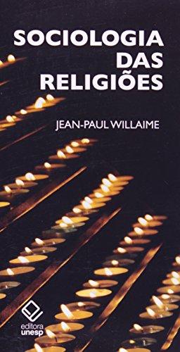 Sociologia das religiões, livro de Jean-Paul Willaime