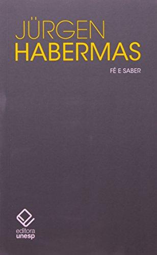 Fé e Saber, livro de Jurgen Habermas