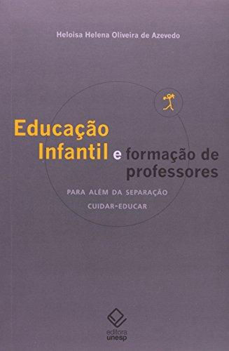 Educação Infantil e formação de professores, livro de Azevedo , Heloisa Helena Oliveira de