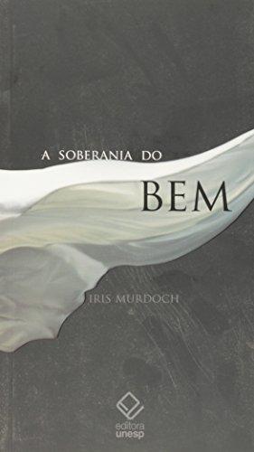 Soberania do Bem, A, livro de Jean Iris Murdoch