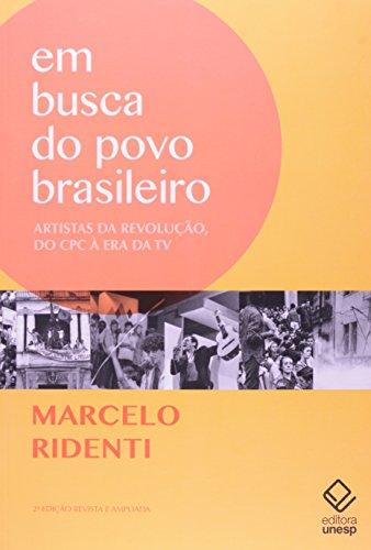 Em busca do povo brasileiro, livro de Ridenti , Marcelo