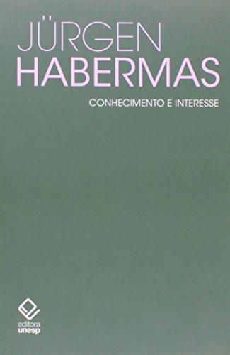 Conhecimento e interesse, livro de Jürgen Habermas