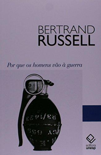 Por que os homens vão à guerra, livro de Bertrand Russell