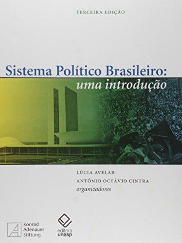 Sistema Político Brasileiro - uma introdução, livro de Lucia Avelar