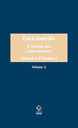Enciclopédia - volume 2, livro de Denis Diderot, Jean le Rond d´Alembert