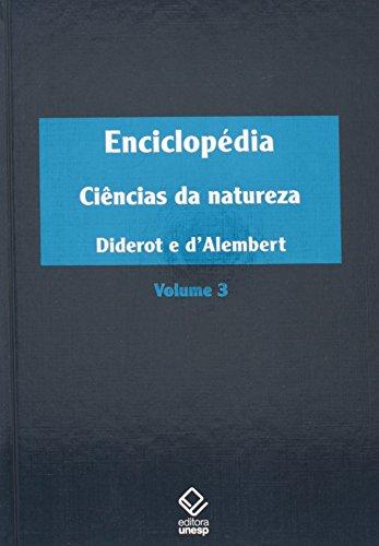 Enciclopédia - volume 3, livro de Denis Diderot, Jean le Rond d´Alembert