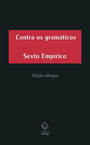 Contra os gramáticos, livro de Sexto Empírico