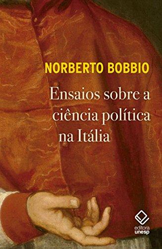 Ensaios Sobre a Ciência Política na Itália, livro de Norberto Bobbio