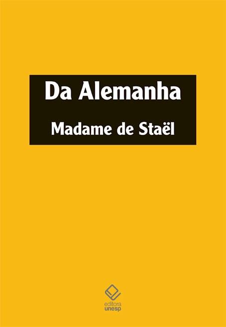 Da Alemanha, livro de Madame de Staël