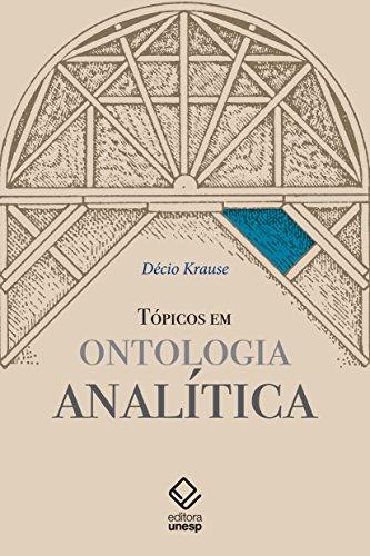 Tópicos em Ontologia Analítica, livro de Décio Krause