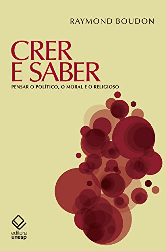 Crer e Saber, livro de Boudon Raymond