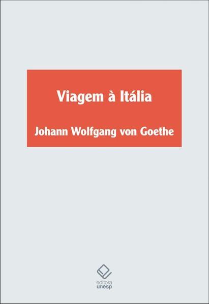 Viagem à Itália, livro de Johann Wolfgang Von Goethe